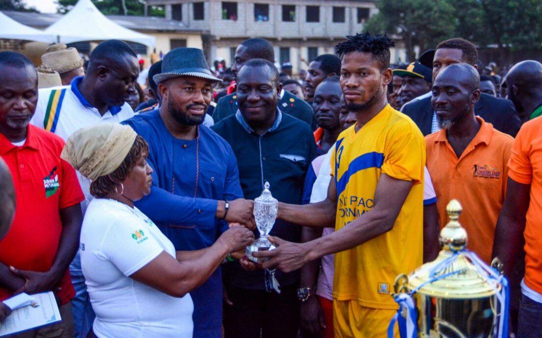 2017 McDan Ga-Adangbe Unity Cup: La Community defeats Ada in opener
