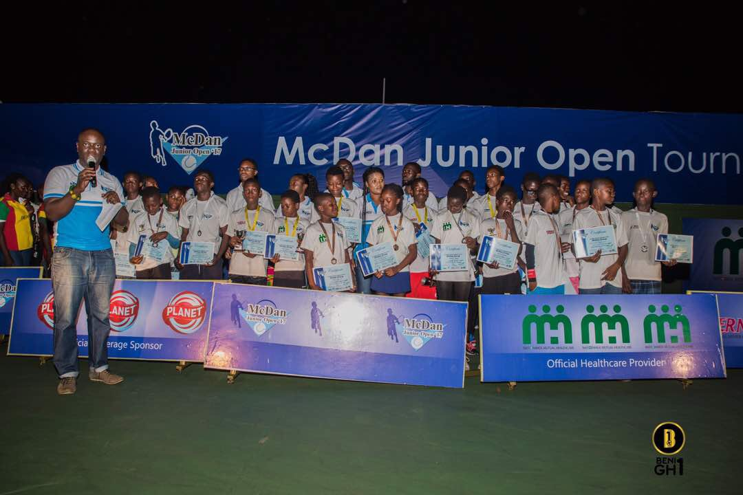 McDan Shipping Company - Juniors Open - 12
