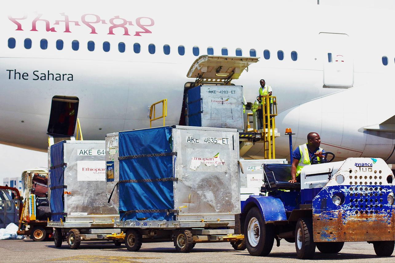 Project Cargo | McDan Shipping