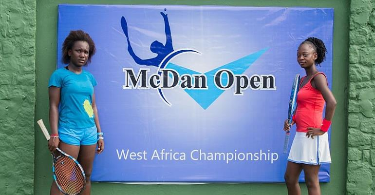 McDan West African Tennis Reaches Top 4
