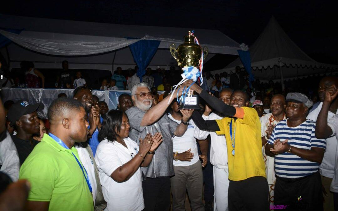 La beats Tema to lift 2017 McDan Ga Adangme Unity Cup